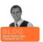 Blog de Albert Rivera