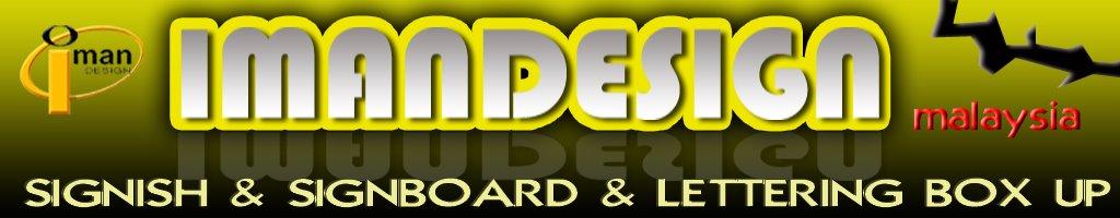 Design SignBoard / Box UP