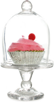 Glass Cupcake Stands