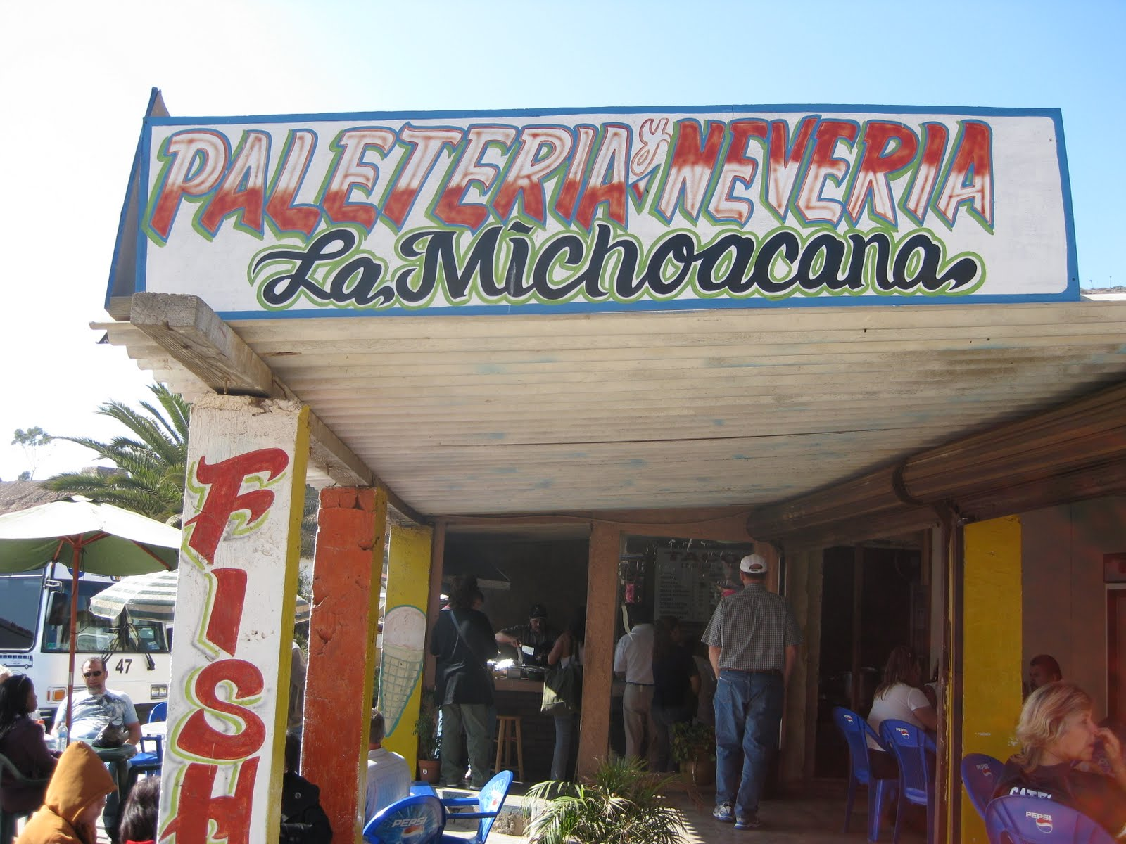 Foodopolis Ensenada Paleteria Y Neveria La Michoacan