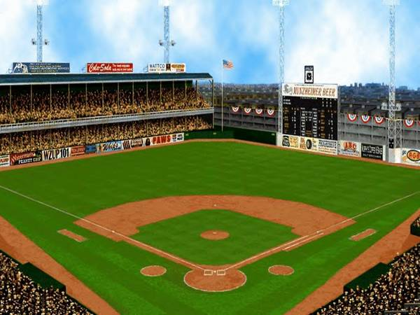 Old Major League Baseball Stadiums 78