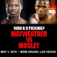 Watch Mayweather vs Mosley PPV Live Stream