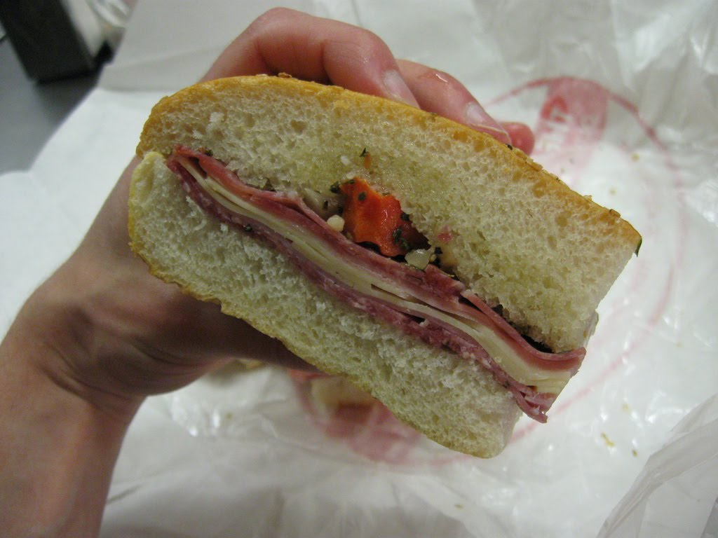 Whatscookingamerica History Sandwiches Muffulettahtm Central Grocery From Wikipedia The Free Encyclopedia