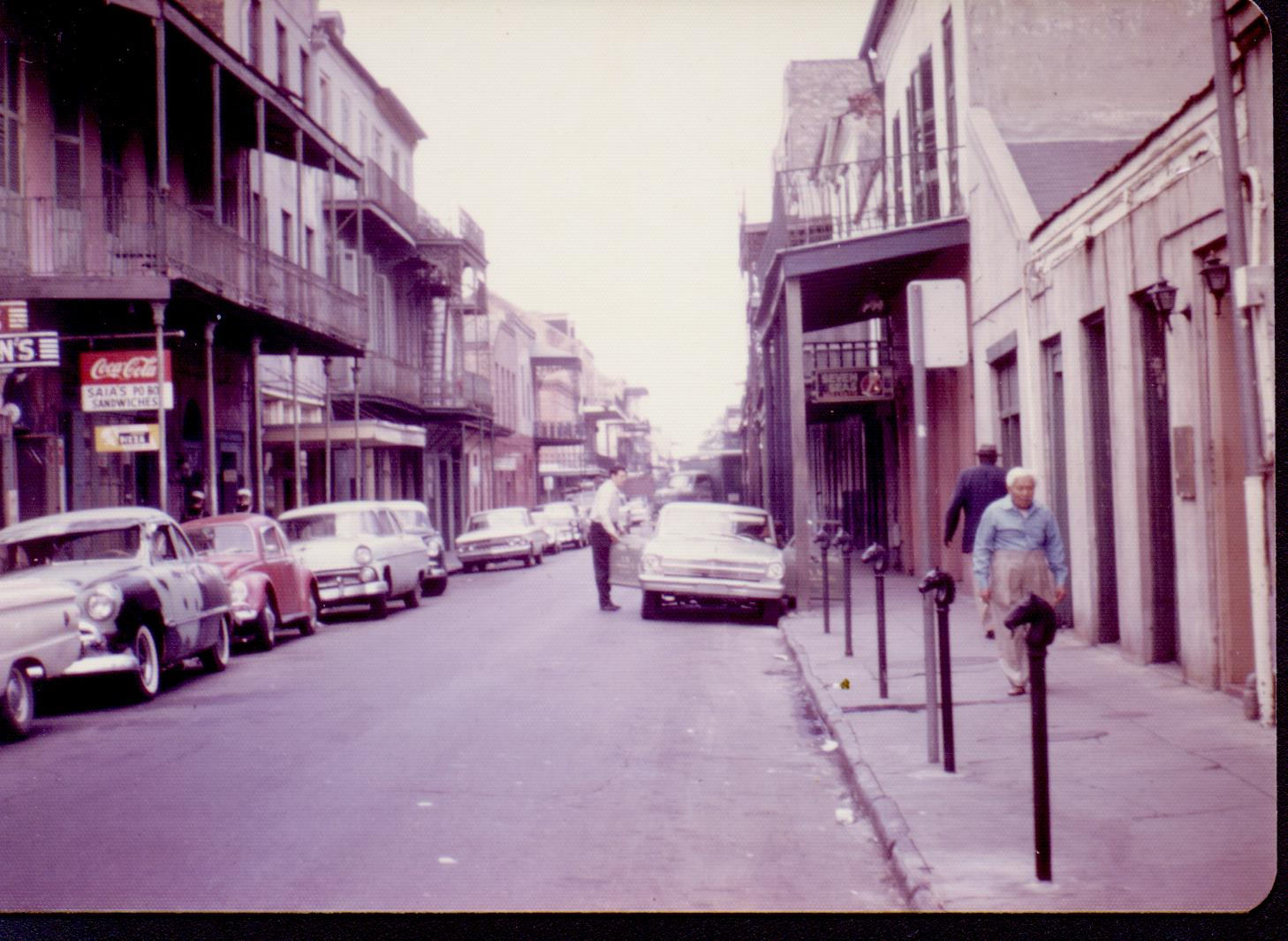 Tally Ho Pictures Of Two Famous Old New Orleans French Quarter