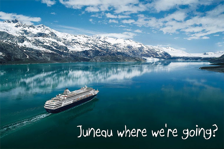 Juneau where we're going?