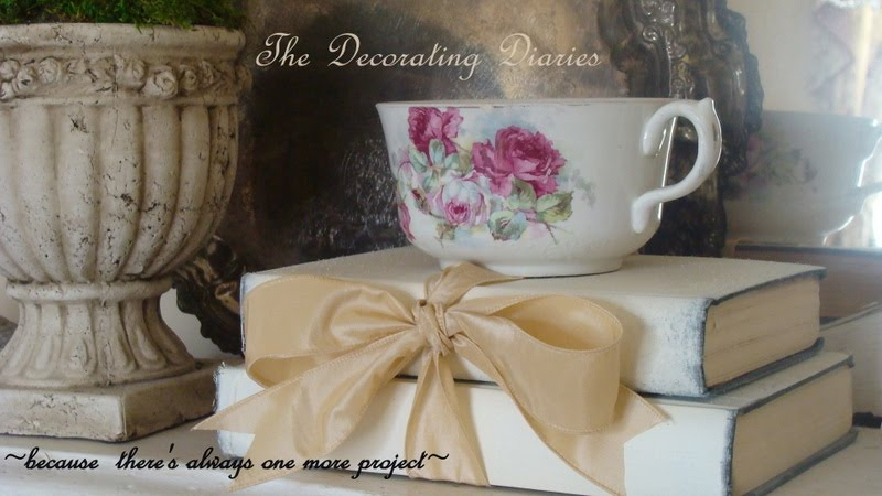 The Decorating Diaries