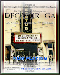 Poster to Help Promote NEXT STOP...DECATUR