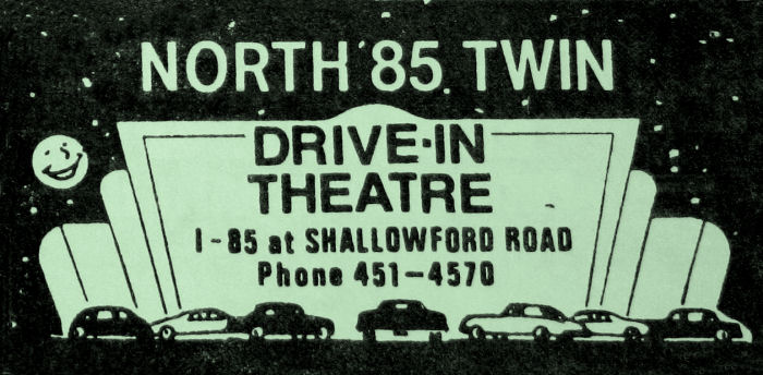 THE NORTH 85 DRIVE-IN THEATRE