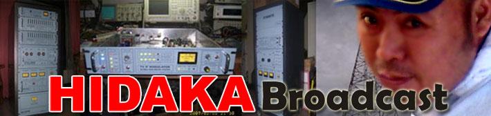 HIDAKA Broadcast