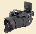 CAMERA  FOTO  SONY  DSC R1  10,3 MP