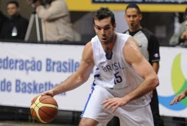 Basquete do Brasil vence o Paraguai c3bad37a1f441