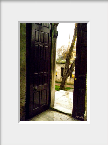 Wet Door | Islak Kapı