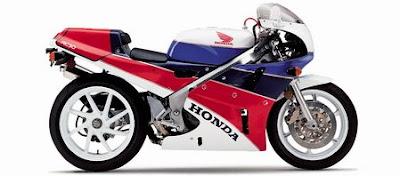 [Clic para agrandar - Honda VFR 750 RC30 - automOndo]
