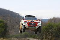 [Clic para agrandar - Radiografía del equipo Mitsubishi Ralliart Repsol - Dakar Argentina Chile 2009 - automOndo.com.ar]