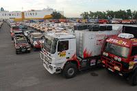 [Dakar Argentina - Chile 2009 - El desembarco - automOndo.com.ar]