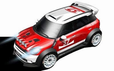 [Mini Cooper Countryman WRC]
