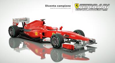 [Ferrari Virtual Academy]