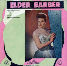 Elder Barber Actriz y cantante Argentina Q.E.P.D.