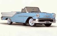 Automóvil de los años 50s.