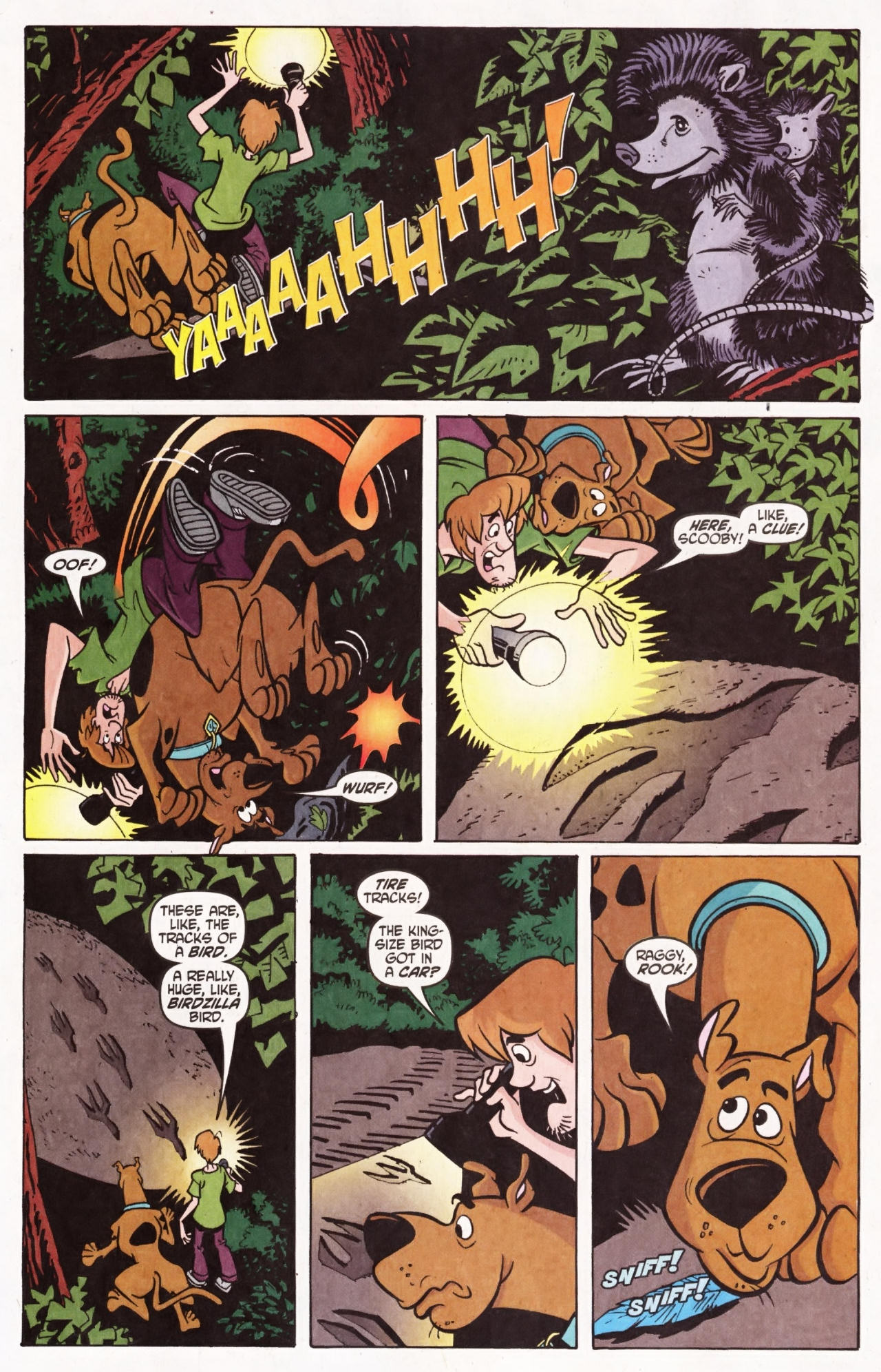 Read online Scooby-Doo (1997) comic -  Issue #136 - 15