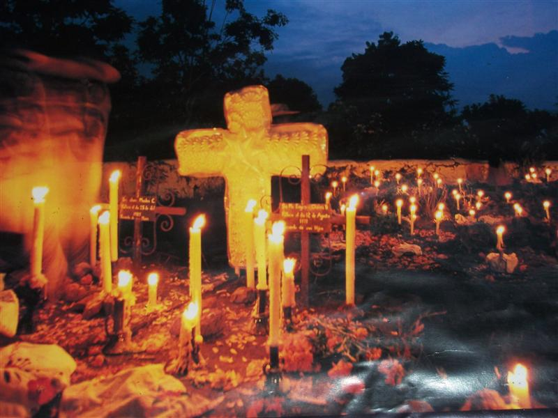 el culto a los muertos en otras culturas en las