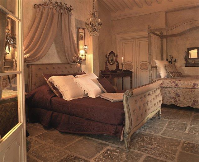 My shabby life emanuela marchesini profumo di provenza in toscana - Camere da letto in stile provenzale ...