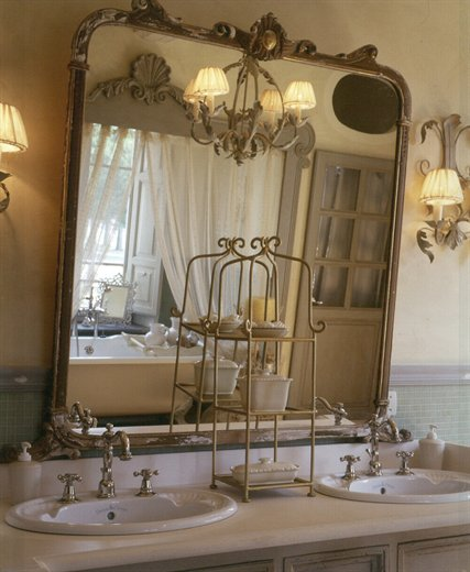My shabby life emanuela marchesini profumo di provenza for French style bathroom design
