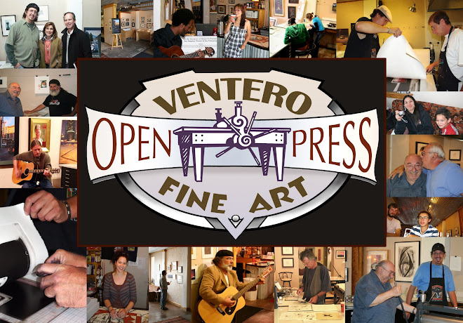Ventero Open Press Fine Art