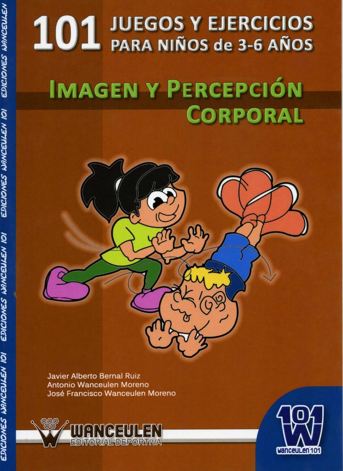 Título: 101 Juegos y Ejercicios para niños de 3-6 años