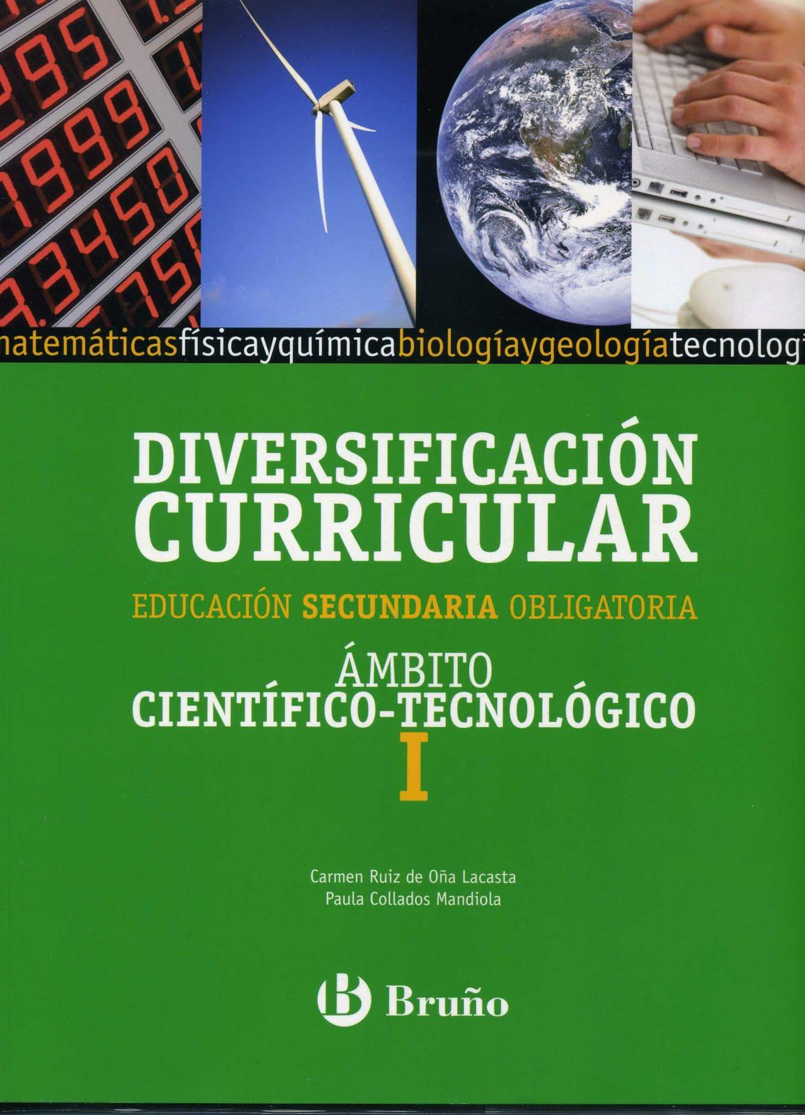 Título: Diversificación Curricular. Ambito científico-Tecnológico ...