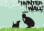 hunter wall