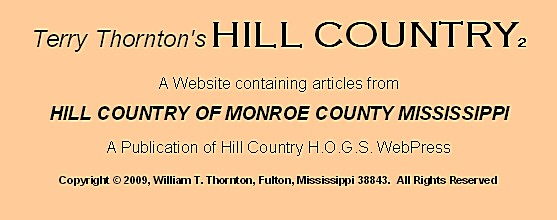 Terry Thornton's HILL COUNTRY