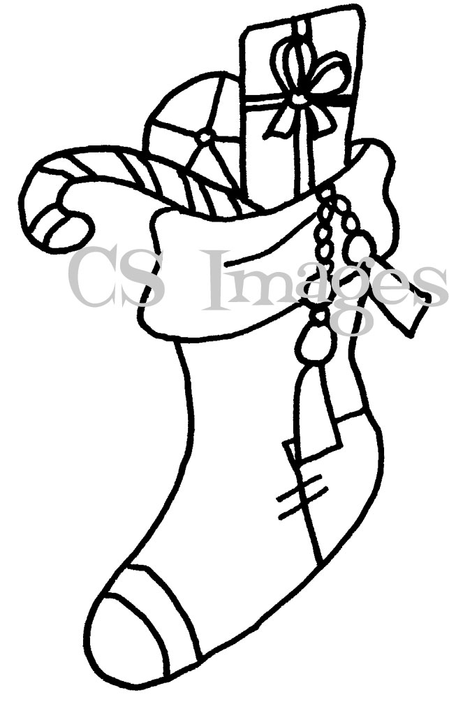 christmas stocking drawing displaying 15 gallery images for christmas ...