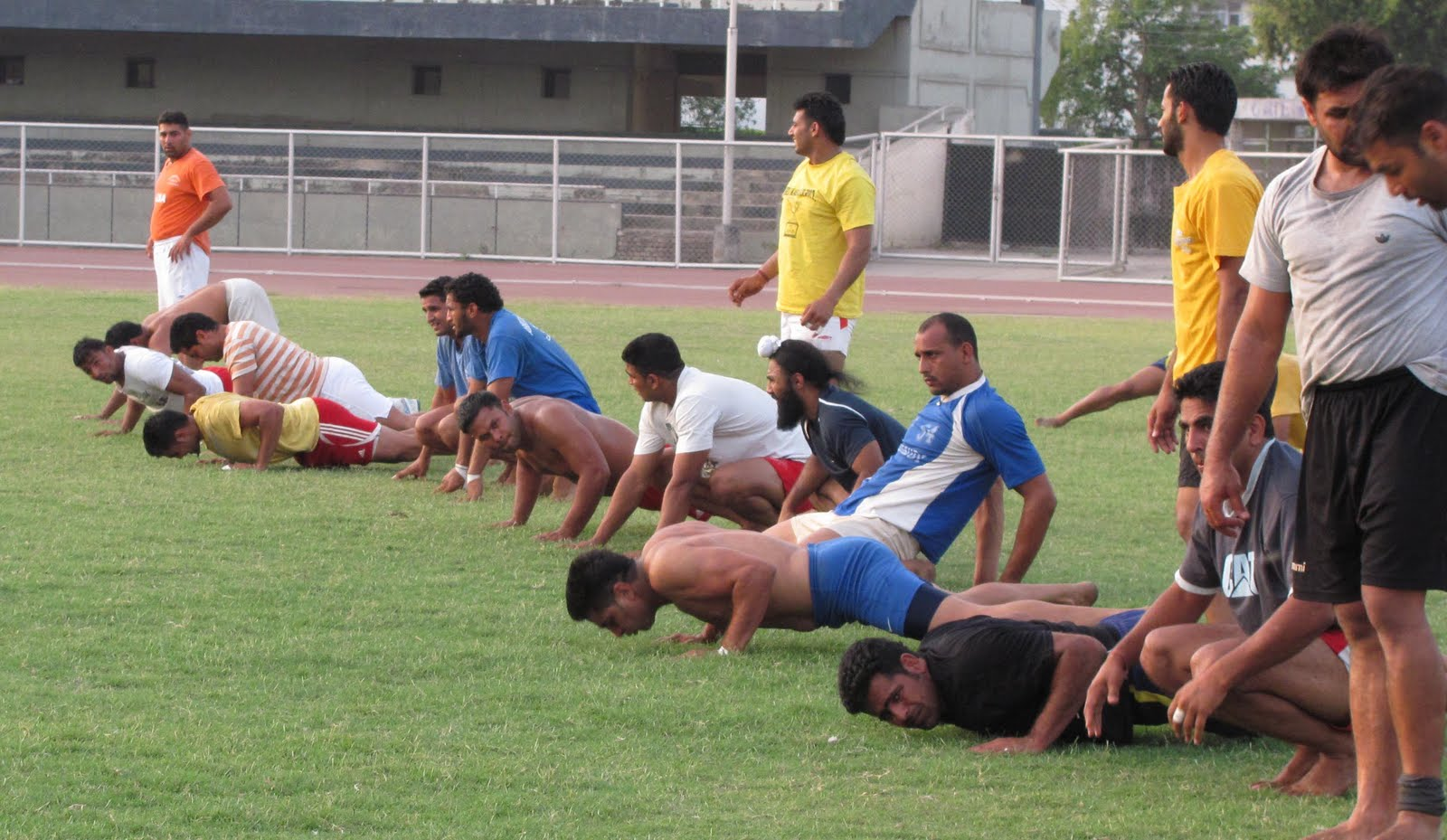 Mangi Kabaddi Player