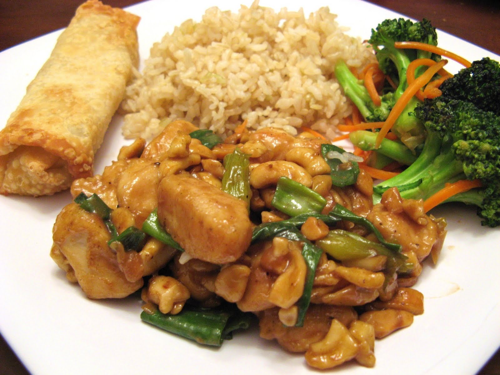 The Well-Fed Newlyweds: Cashew Chicken