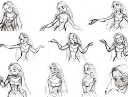 How To Draw Disney Cartoon Characters Step By Step