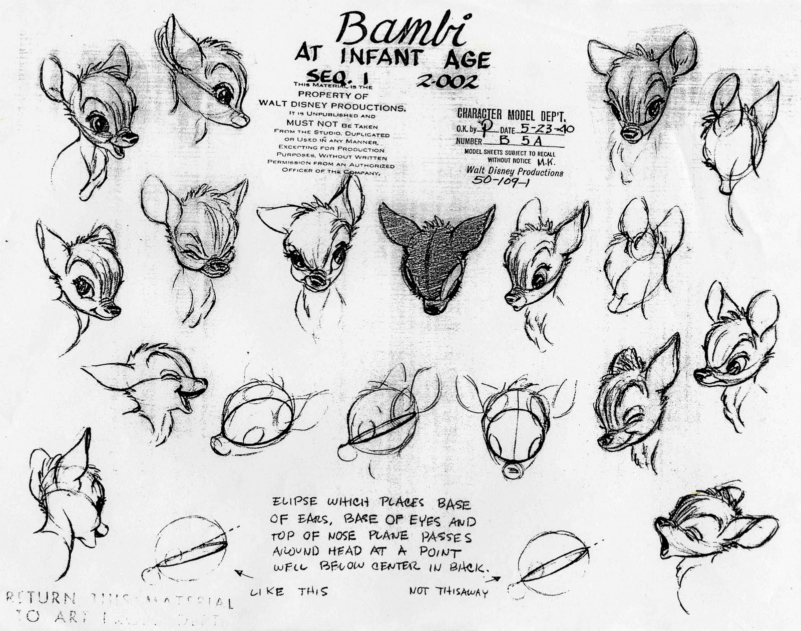 Character Design Style Sheet : Character and creature design notes model sheets part