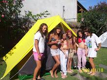 te amo Bian Luisii!!! foto del campamento