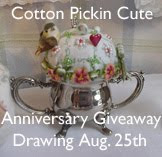 Cotton Pickin Cute Anniversary Give-Away