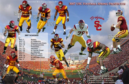 Showbiz Grossips: USC FOOTBALL Strong 2011 In Face Of NCAA Sanctions