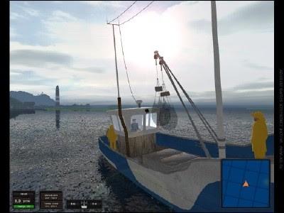 Open sea fishing the simulation pc simulation fishing for Sea fishing games