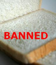 Nanny Bans Thick Bread
