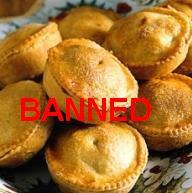 Nanny Bans Mince Pies