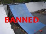 Nanny Bans Ramp