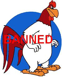 Nanny Bans Meat