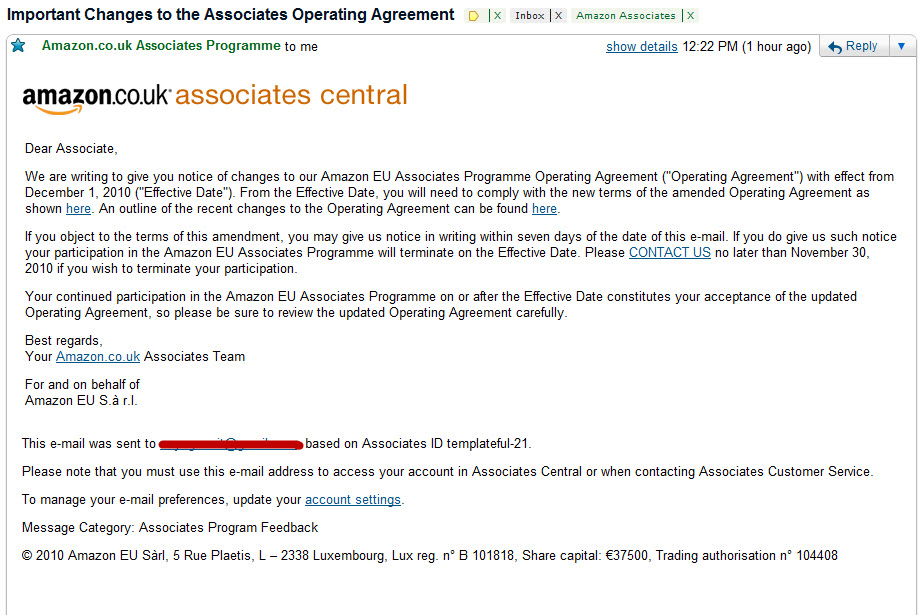 Amazoncom LLC Operating Agreements Line by Line A