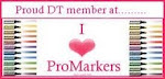 Design Team Member - I Love  Promarkers