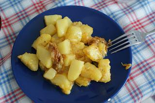 Cheddar-Kartoffeln