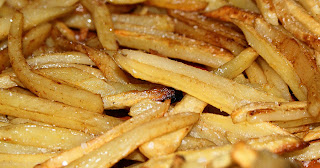 Tatort und Pommes Frites