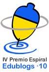 IV Premi Espiral Edublogs